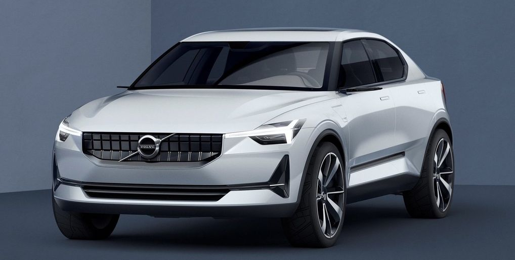Volvo elbil lanseras nästa år